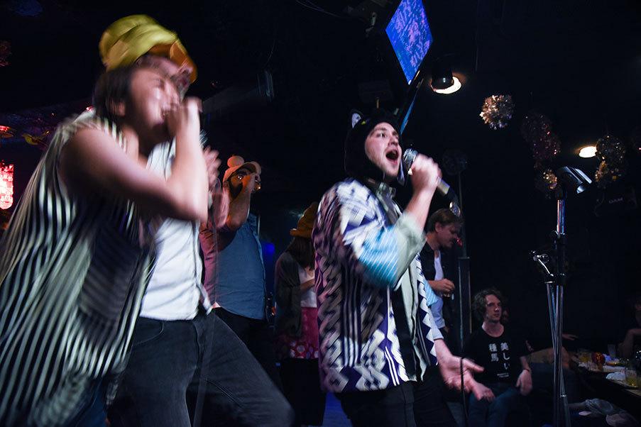 Mickey Mouse-karaoke