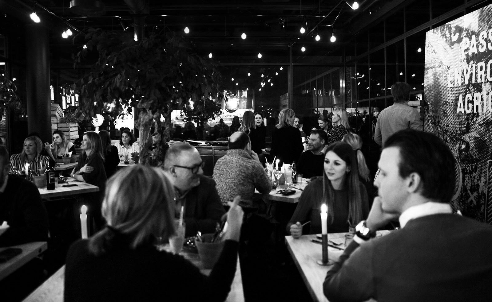 Findus Social Diner - Restaurang och middagsgäster