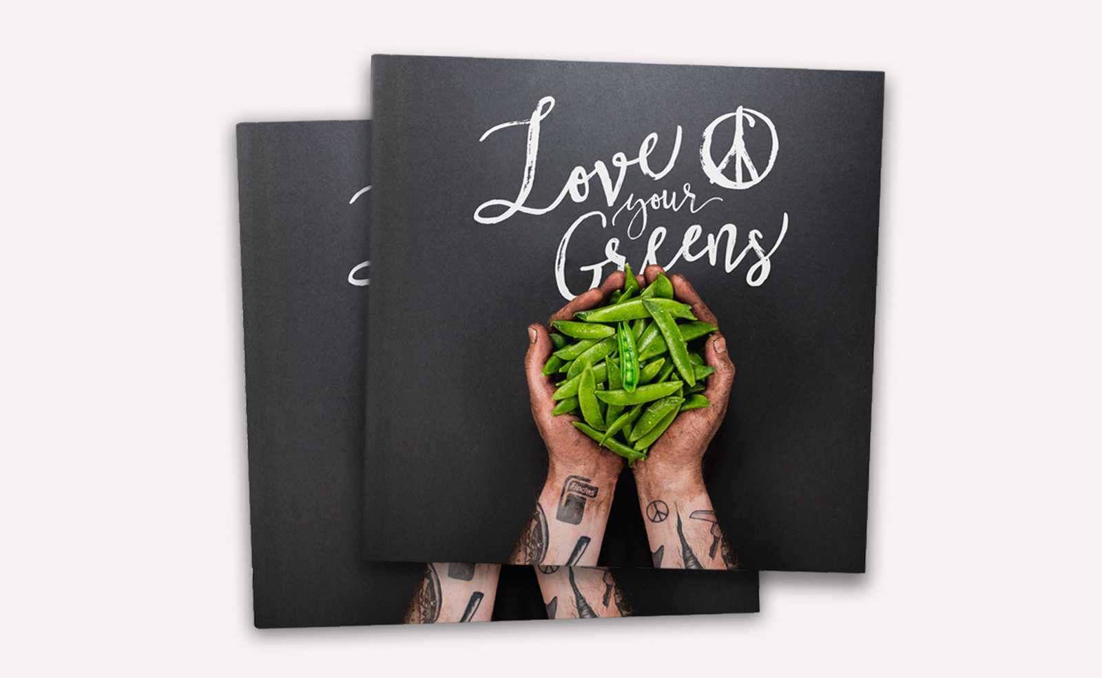 Findus - Matboken Love Your Greens