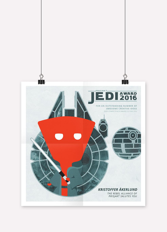 Prisjakt Jedi awards IO som Jedi