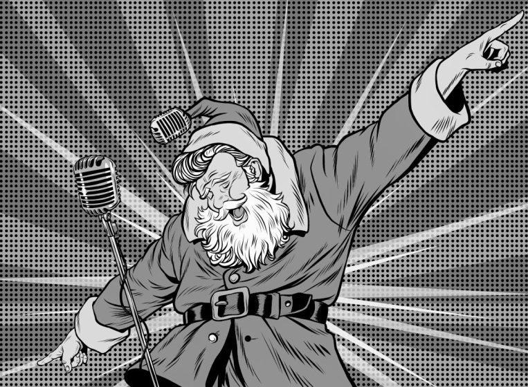 Big South Santa