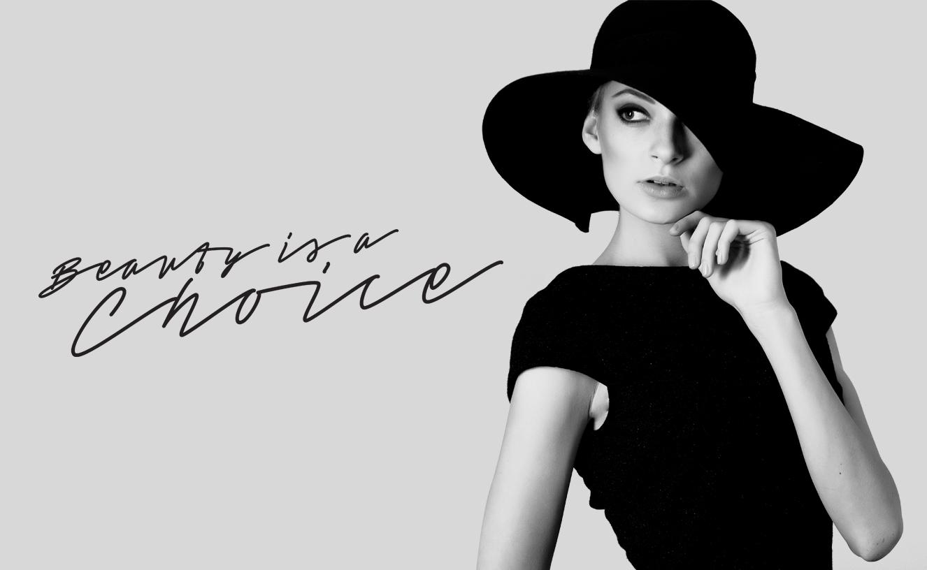 Scandinavian Cosmetics varumärkesbild och slogan