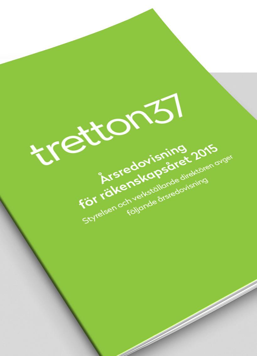 tretton37 varumärke årsredovisning 2015